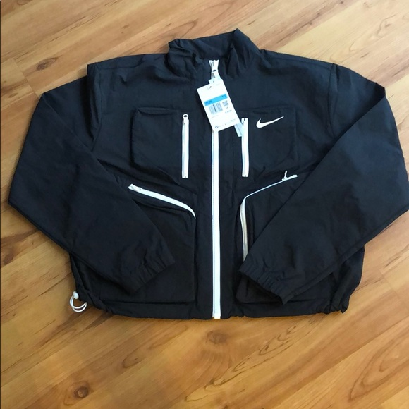 Nike Jackets Coats New Nike Womens Tech Pack Jacket Poshmark